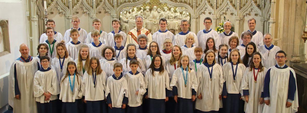 Westbury-on-Trym Parish Church Choir